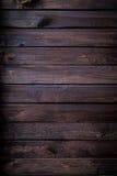 древесина текстуры предпосылки темная Стоковые Фото