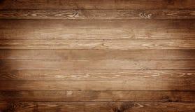 древесина текстуры теней предпосылки коричневая Старые доски Стоковое Изображение