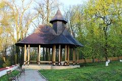 древесина церков Стоковое Изображение