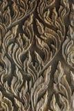 древесина handmade картины тайская Стоковое Изображение RF