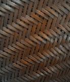 древесина weave Стоковые Изображения