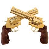 револьверы Стоковая Фотография