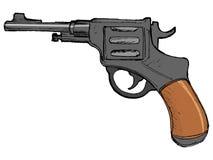 Револьвер Стоковое Изображение