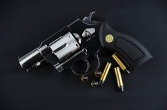 Револьвер оружия BB Стоковое Фото