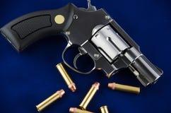Револьвер оружия BB Стоковое Изображение