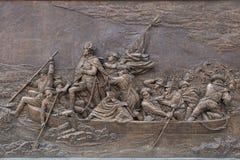 Революционный музей Филадельфии Стоковая Фотография RF