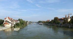 Регенсбург Стоковое Изображение