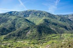 Региональный природный парк лазурного PreAlps Стоковые Фото
