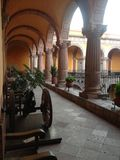 Региональный музей в Мексике Стоковое Изображение RF
