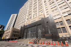 Региональный трудовой суд Стоковая Фотография RF
