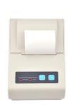 регистр принтера наличных дег фискальный Стоковые Фотографии RF