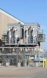 регулировать оборудования воздуха коммерчески Стоковое Изображение RF