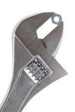 регулируемый ключ гайки Стоковая Фотография