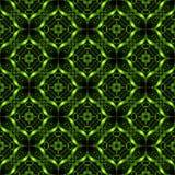 Регулярн абстрактная безшовная картина Стоковое Изображение