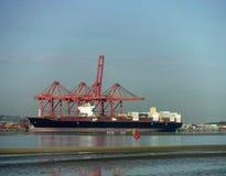 Регулировать контейнера стоковое фото