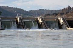 Регулировка воды Стоковая Фотография