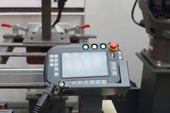 Регулятор робота заварки стоковая фотография rf