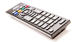 Регулятор remote ТВ Стоковое Изображение