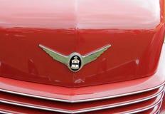 Редкая классическая американская деталь автомобиля Стоковые Фотографии RF