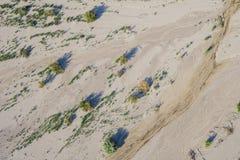 Редкая пустыня песка Стоковые Фото
