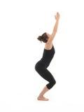 Режим йоги стоковое изображение