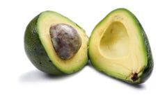 резать авокадоа близкий вверх стоковое фото rf