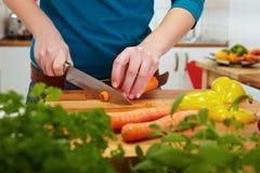 резать морковей свежий некоторые стоковые изображения