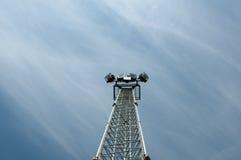 Резвитесь свет стадиона Стоковые Фото