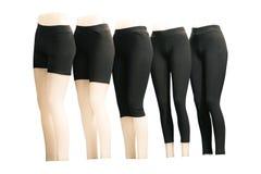 Резвит брюки women's стоковое фото rf