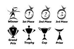 Резвит логотипы Стоковые Фото