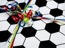 Резвит подарок на день рождения стоковые изображения