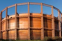 резервуар для газа Стоковая Фотография RF