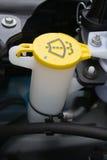 Резервуар жидкости шайбы Стоковые Фото