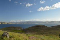 Резервуар Калифорнии Стоковые Фото