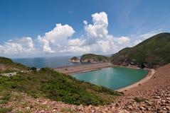 Резервуар острова HK высокий Стоковые Изображения
