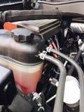 Резервуар усилителя руля машинного отсека Стоковые Изображения RF