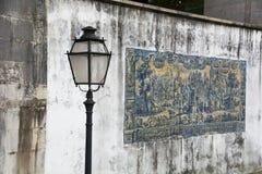Резервуар Amoreiras gua  Mãe D'à Стоковое фото RF