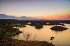 Резервуар Bajul Mati стоковая фотография