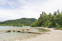 Резервуар Czorsztyn Стоковые Фото