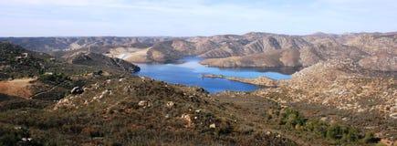 Резервуар San Vicente стоковое фото rf