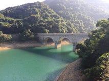 Резервуар Tai Tam стоковая фотография