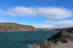 Резервуар Toro del Agua, Аргентина Стоковые Изображения RF