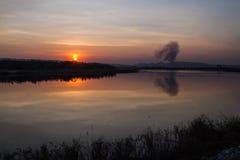 Резервуар Udon Thani Стоковые Фотографии RF