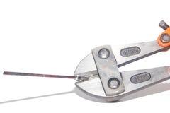 Резец провода Стоковые Фотографии RF