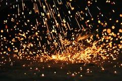 Резец плазмы Стоковая Фотография