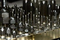 Резец сверла металла для изготовлять стоковое изображение
