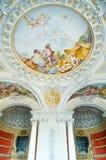 Резиденции королевской семьи савойя стоковые изображения rf