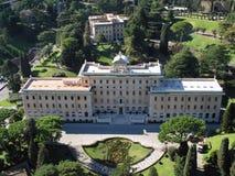 резиденция pope стоковое изображение rf