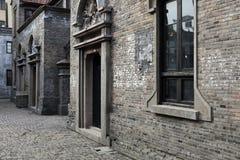 резиденция shanghai дома местная Стоковая Фотография