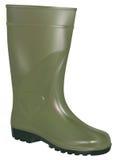резина ботинка зеленая Стоковые Изображения RF